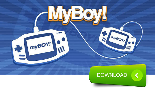 My Boy GBA Emulator full apk