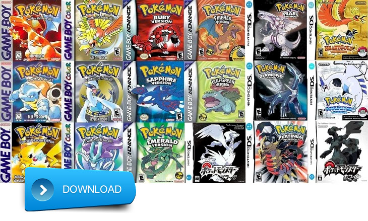 Pokemon Emulator Games Download